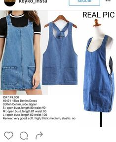 Diy Romper Romper With Skirt Diy Dress Diy Cut Shirts Denim Crafts Up Cycle Clothes Old Jeans Handmade Dresses Jeans Dress Diy Jeans, Jeans Refashion, Men's Jeans, Diy Romper, Romper With Skirt, Diy Dress, Dress Skirt, Adrette Outfits, Preppy Outfits