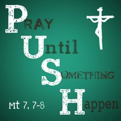 Pray anytime, anywhere!