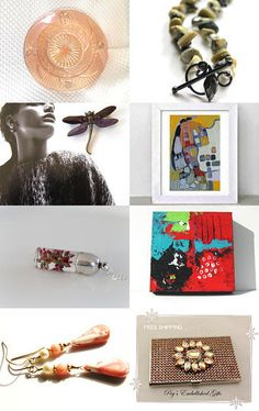 Dragonfly by B H on Etsy--Pinned with TreasuryPin.com