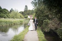 Woodchurch wedding photography of Georgia and James
