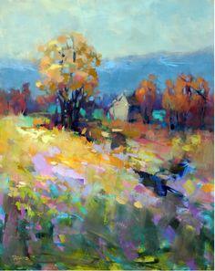Trisha Adams - Yellow Field