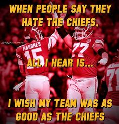 Chiefs Memes, Chiefs Shirts, Nfl Memes, Nfl Quotes, Sport Quotes, Sports Sayings, Kansas City Chiefs Football, Best Football Team, Football Senior Pictures