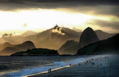 The color of summer in Rio de Janeiro.   Best to be viewed i…   Flickr