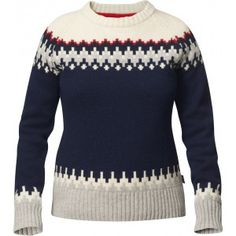 Backwoods Knit WMS sweater. Kr 899,-