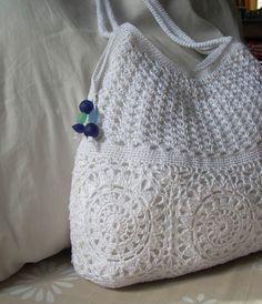 Umme Yusuf: Summer Crochet Bag    ummeyusuf.blogspot.com