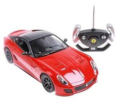 1:14 Ferrari 599 GTO Red – Mikes RC Vehicles