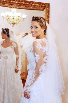 Tem blogueira sonhando com este vestido...