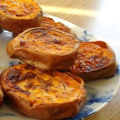 Roasted Sweet Potatoes-Coins