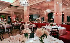 New York City Event Space | Carlton Hotel – Capacity Chart | Manhattan Meeting Space