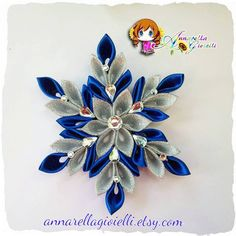 Ribbon Crafts, Diy Crafts, Quilling Techniques, Christmas Trees, Ribbons, Snowflakes, Macrame, Butterfly, Bows