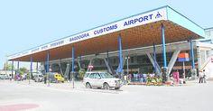 Outside View Bagdogra International Airport
