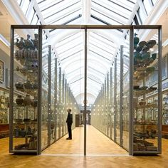 OPERA AMSTERDAM, VICTORIA & ALBERT MUSEUM CERAMICS GALLERY: 26,000 objects all on view for researchers and visitors alike. although i suppose only certain people get to touch.: