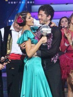 Daniella and raed the winner of dwts lebanon season 2❤️We love him so much
