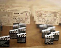 Blog deTendance Boutik, vente d'articles de decoration de mariage | Archives par mot-clef: centre-table-mariage-cinema