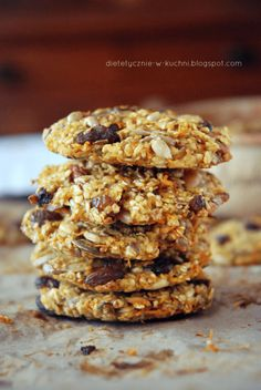 Healthy Sweets, Healthy Dessert Recipes, Healthy Snacks, Vegan Recipes, Healthy Recepies, Healthy Breakfast Options, No Cook Meals, My Favorite Food, Food Inspiration