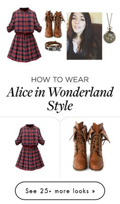 """""""Her Name is Alice // Shinedown"""" by youre-555-im-666 on Polyvore featuring Wild Diva, BillyTheTree and Disney"""