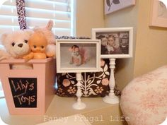 My Girl's Shabby Chic Glam Room (Revisited) |