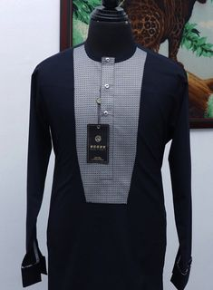 African Wear Styles For Men, African Shirts For Men, African Dresses Men, African Attire For Men, African Clothing For Men, Latest African Fashion Dresses, African Men Fashion, Africa Fashion, Designer Suits For Men