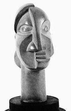 Herbert Strässer (1930 - 2005) - Hommage a Picasso, 1958