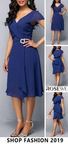 Best Fashion Dresses Part 3 Women's Fashion Dresses, Dress Outfits, Stylish Outfits, Cute Outfits, Blue Dresses, Prom Dresses, Dress Robes, Classy Dress, Chiffon Dress