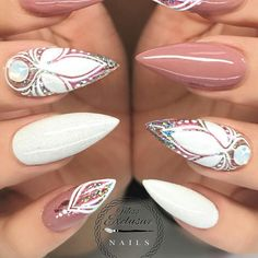 "Polubienia: 4,370, komentarze: 11 – Ugly Duckling Nails Inc. (@uglyducklingnails) na Instagramie: ""Beautiful nails by @missexclusivenails ✨Ugly Duckling Nails page is dedicated to promoting quality,…"""