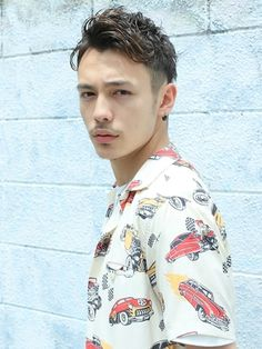 Curly Hair Men, Curly Hair Styles, Asian Haircut, Haircut Men, Hear Style, Fashion Art, Mens Fashion, Haircuts For Men, Summer Hairstyles