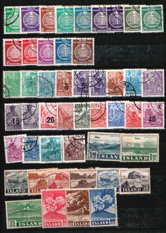 Private post stamps collection for sale. Inquiries at: goransharacshaka@gmail.com Goran