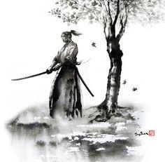 guerrero samurai - Buscar con Google