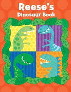 """Pee Wee Dinos Coloring Book. Width = 8.5"""", Height = 11"""""""