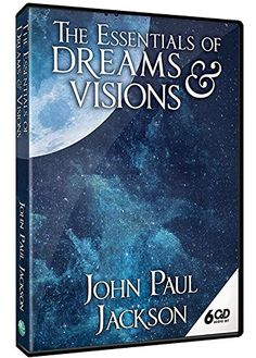 BOOK--BIBLICAL-- Understanding Dreams & Visions by John Paul Jackson