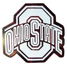 Ohio State Buckeyes Logo Coloring Pages