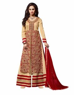 Ethnic Anarkali Indian Salwar Kameez Pakistani Suit Bollywood Designer Dress #Unbranded #SalwarKamiz