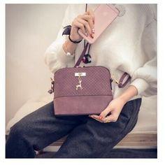 0e58d167b Ganador hot sale fashion women messenger bags ladies leather handbag women  shell handbags shopping bags shoulder bag DL0046