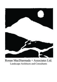 RMDA Logo Landscape Architects, Logo, Logos, Environmental Print