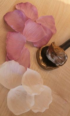 New! Petal Mould Millinery Flower Making Tools Brass and Soldering iron | eBay