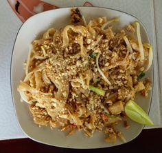Pad Thaï. Chiang Mai. Thaïland.