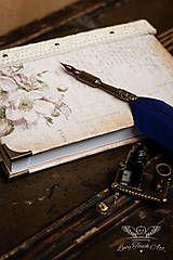Diáre s vlasntou dušou & príbehom  z mojej tvorby :) Diaries with own soul & story sell by me :)