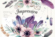 Impression by Eisfrei on Creative Market