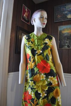 The PAULANI Vintage Sears Hawaiian Fashions by glamtownvintage, $30.00