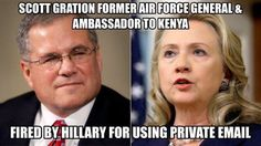What a complete HYPOCRITE when she miss used her email. Oh I forgot, she could do whatever she wanted because spinless Obama was in charge