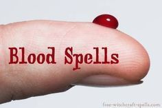 blood magick in witchcraft Pagan Witchcraft, Magick Spells, Healing Spells, Blood Magick, Witch Board, Eclectic Witch, Witch Spell, White Magic, Practical Magic