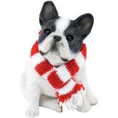Found it at Wayfair - Brindle French Bulldog Christmas Ornament