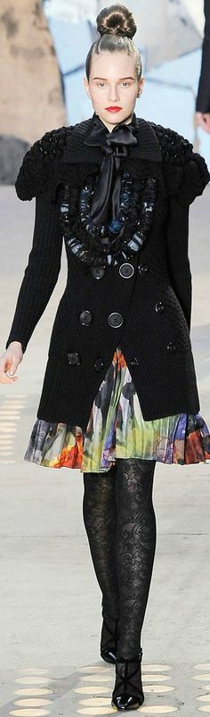 Christian Lacroix Fall 2009 Ready-to-Wear