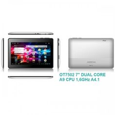 """OMEGA TABLET 7"""" MID7502 1GB/4GB DUAL CORE 1,6GHz BLUETOOTH ANDROID 4.1"""