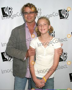 John Schneider Picture - John Schneider and daughter KarisWarner Brothers TCA Summer Press Tour Party(TCA  Television Critics Association)Los Angeles CAJuly 22 2005
