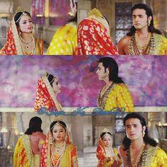 Siya Ke Ram, Bridal Chuda, Krishna