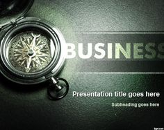 Business Decisions PowerPoint Template