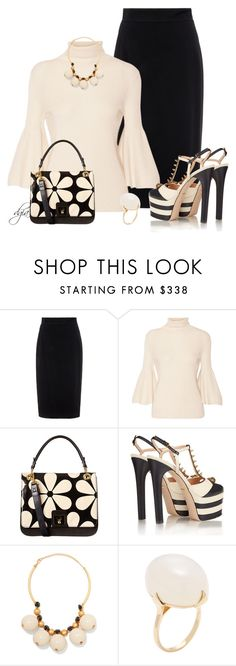 """""""Orla Kiely bag"""" by dgia ❤ liked on Polyvore featuring Raoul, The Row, Orla Kiely, Gucci, Marni and Giovane"""