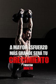 Siguenos en www.facebook.com/yucatanhealth #Fitness #fitspiration #crosstraining…