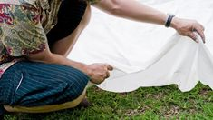 How to trap lawn grubs
